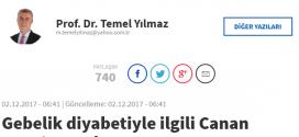 CANAN KARATAYA PROF.DR. TEMEL YILMAZ HOCANIN AÇIK MEKTUBU…